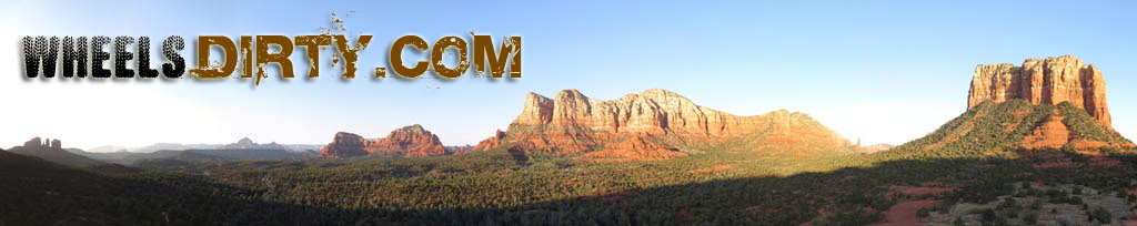 Sedona Arizona Panorama